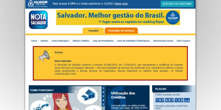 reclamações nota fiscal paulista
