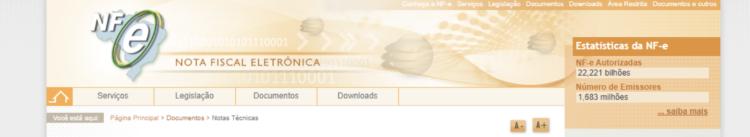 consulta nota fiscal eletronica consumidor bahia